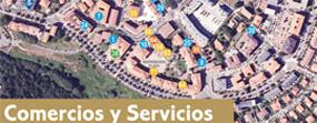 Panel Comercios y Servicios