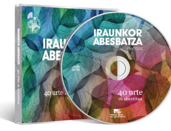 Matrallune da forma al primer CD de Iraunkor Abesbatza
