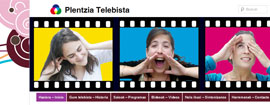 Web para canal de TV local