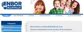 Web corporativa y tienda online