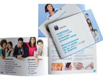Ya está disponible la Guía para lonjas juveniles en Plentzia